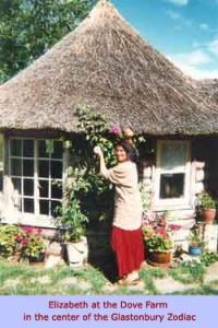 elizabeth in garden